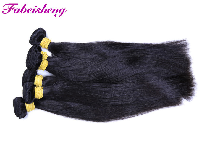 100% Unprocessed 8A Brazilian Virgin Straight Hair No Tangle No Shedding